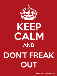 Don't Freak